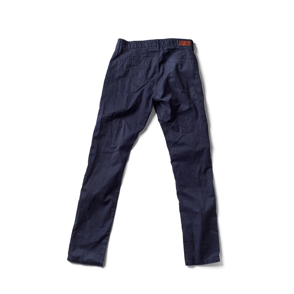 Independent Slim Feather Pant - Navy - grown&sewn