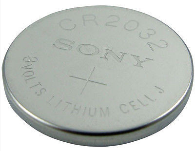 Lenmar Sony CR2032 Two Lithium Coin Batteries New in Packages