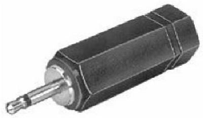 MCM Mono to Stereo Audio Adapter 3.5mm Plug to 3.5mm Jack