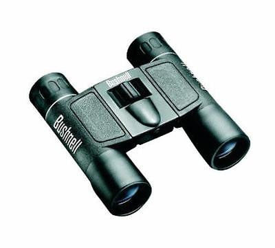 Bushnell PowerView All Purpose Binoculars 10x25mm with Case Neckstrap Lenscloth