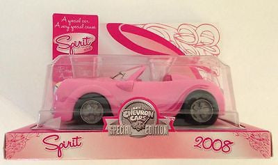 Chevron 2008 Spirit Breast Cancer Awareness Car Collectible Mint in Box