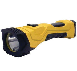 Dorcy 180 Lumen 500ft LED Flashlight 5 Hours Yellow Lanyard