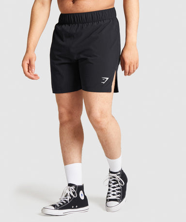 Shop Gymshark Combat Striking Shorts - Black From GS | AROS