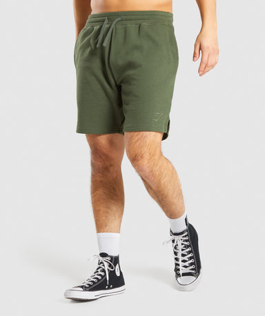 Shop Gymshark Compound Shorts - Green From GS | AROS