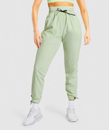 Shop Gymshark CTY Joggers - Light Green From GS | AROS