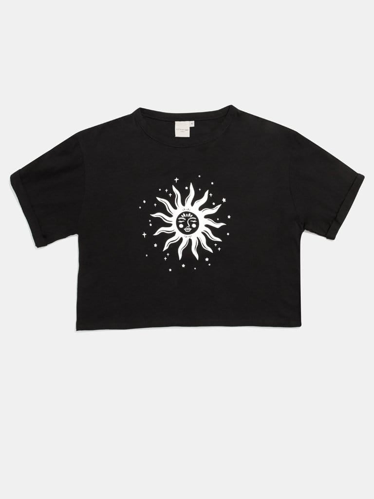 Shop Soph x Skinnydip Sun Face Boxy T-Shirt From SDL | AROS