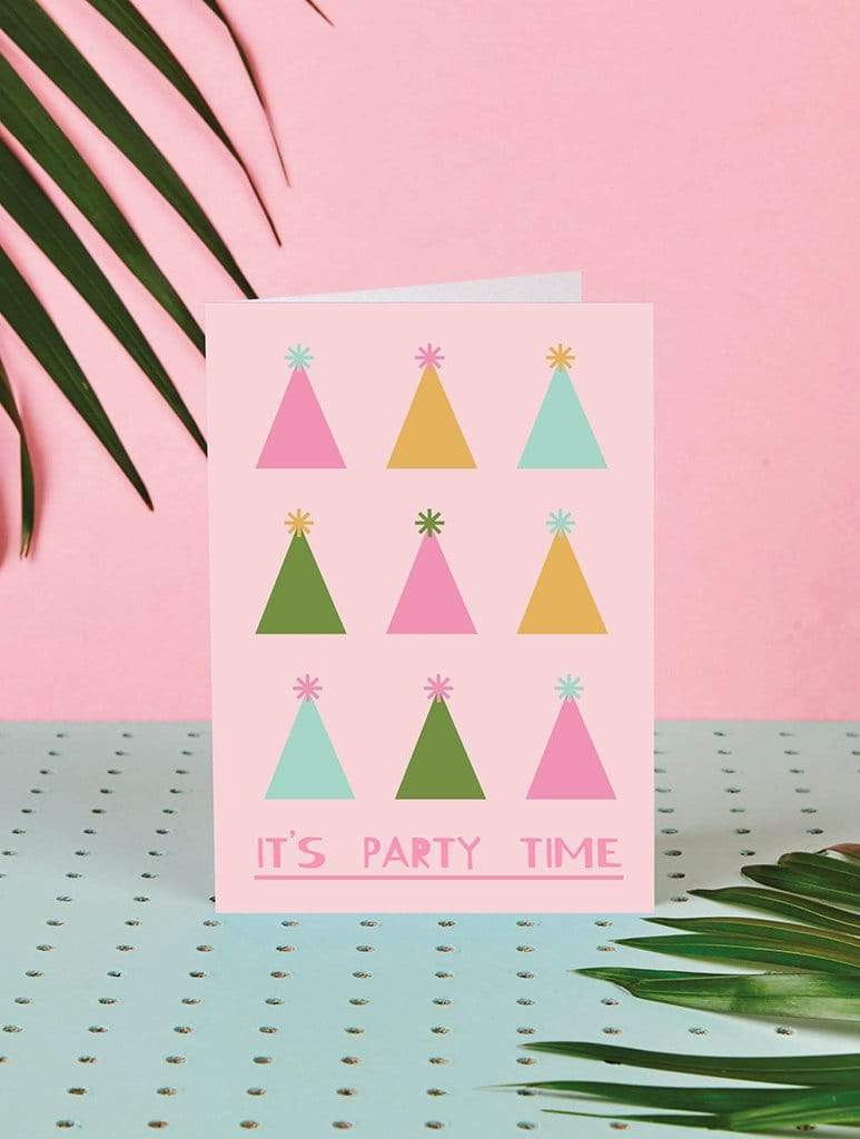 Shop Its Party Time Card From SDL | AROS