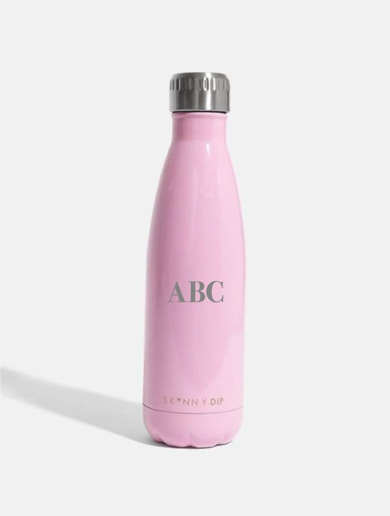Shop Pink Water Bottle 500ml From SDL | AROS