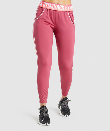 Shop Gymshark Recess Joggers - Pink From GS | AROS