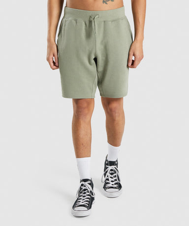 Shop Gymshark Restore Shorts - Light Green From GS | AROS