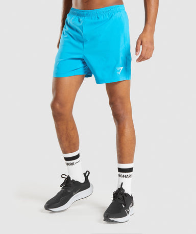 Shop Gymshark Sport Shorts - Light Blue From GS | AROS