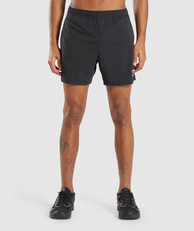 Shop Gymshark Sport Shorts - Black From GS | AROS