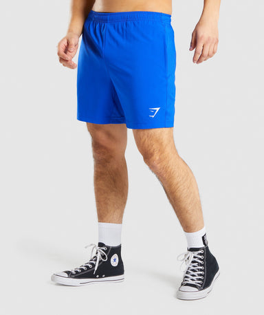 Shop Gymshark Sport Shorts - Blue From GS | AROS