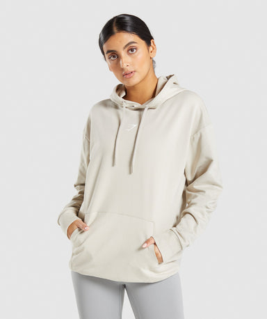 Shop Gymshark Strobe Graphic Hoodie - Grey From GS | AROS