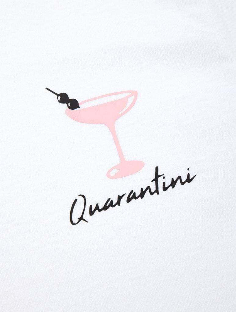 Shop Quarantini T-Shirt From SDL | AROS