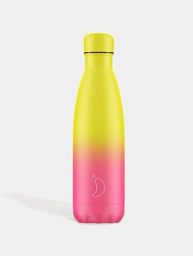 Shop Neon Gradient Chillys Bottle 500ml From SDL | AROS