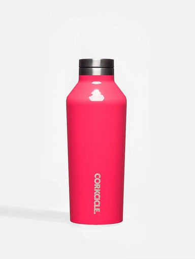 Shop Corkcicle Gloss Flamingo Canteen 270ml From SDL | AROS