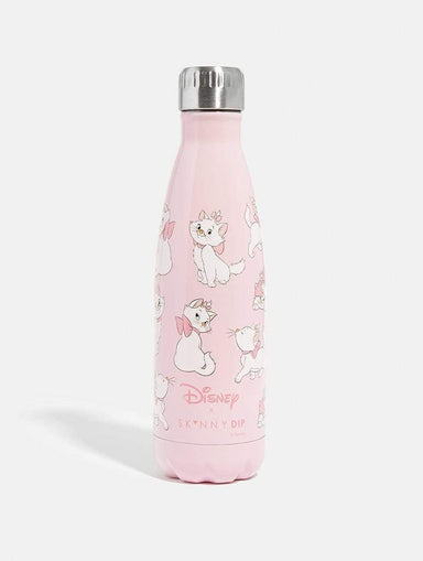 Shop Disney x Skinnydip Marie Water Bottle 500ml From SDL | AROS