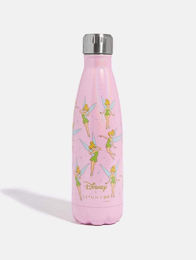 Shop Disney x Skinnydip Tinker Bell Water Bottle From SDL | AROS