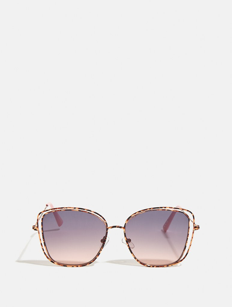 Shop Gigi Square Sunglasses From SDL | AROS