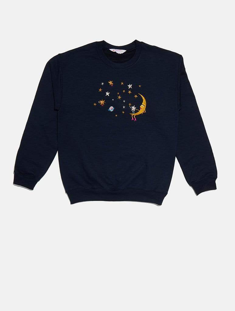 Shop Limpet Milkyway Sweatshirt From SDL | AROS