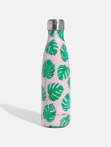 Shop Monstera Palm Water Bottle 500ml From SDL | AROS