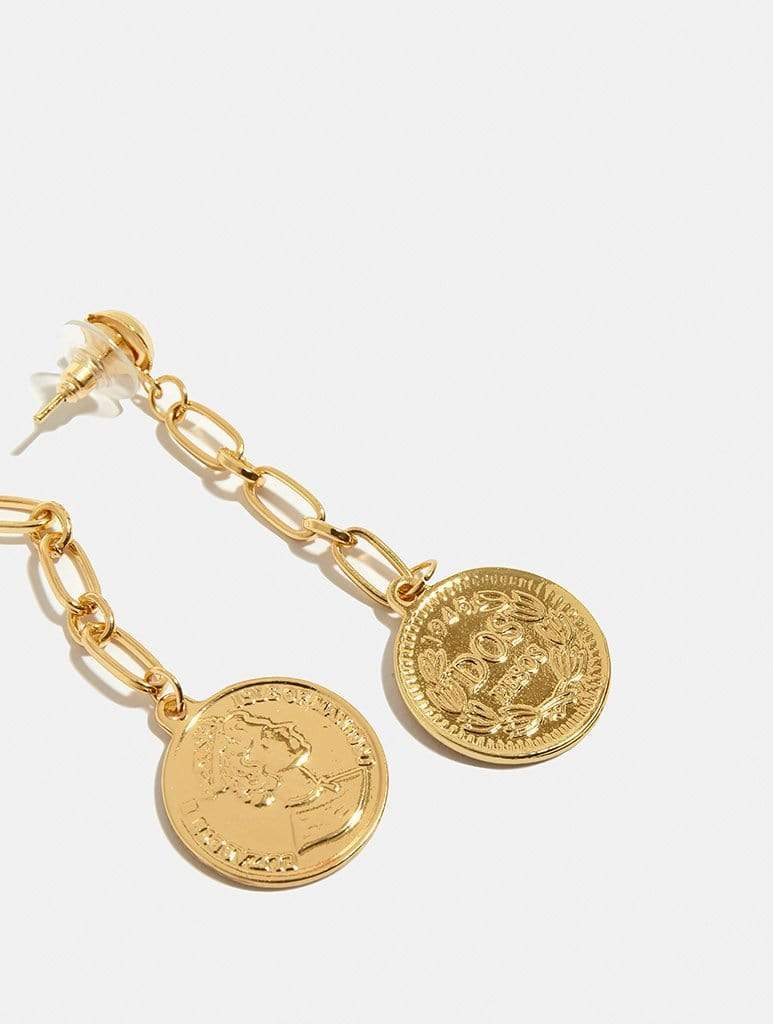 Shop Coin Drop Earrings From SDL | AROS