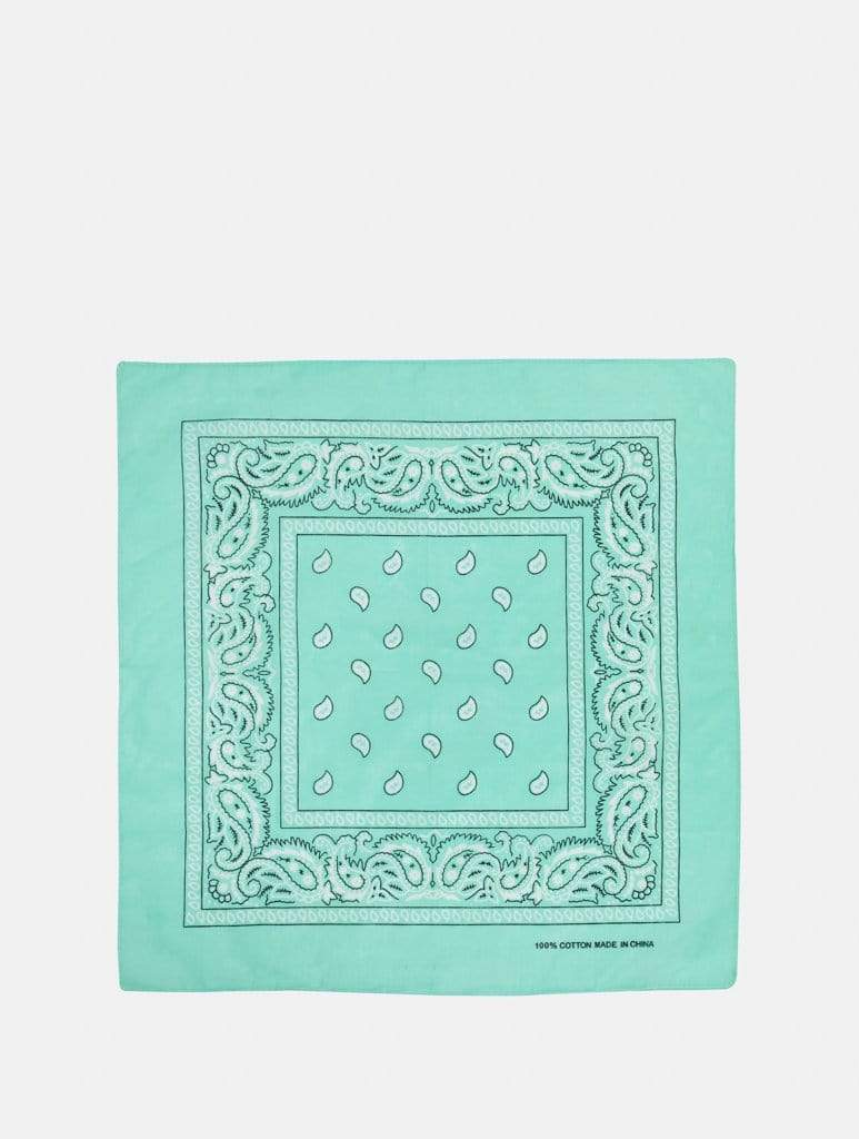 Shop Mint Bandana From SDL | AROS