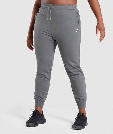 Shop Gymshark Training Joggers - Charcoal From GS | AROS