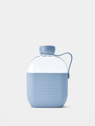 Shop Hip Sky Blue Water Bottle From SDL | AROS