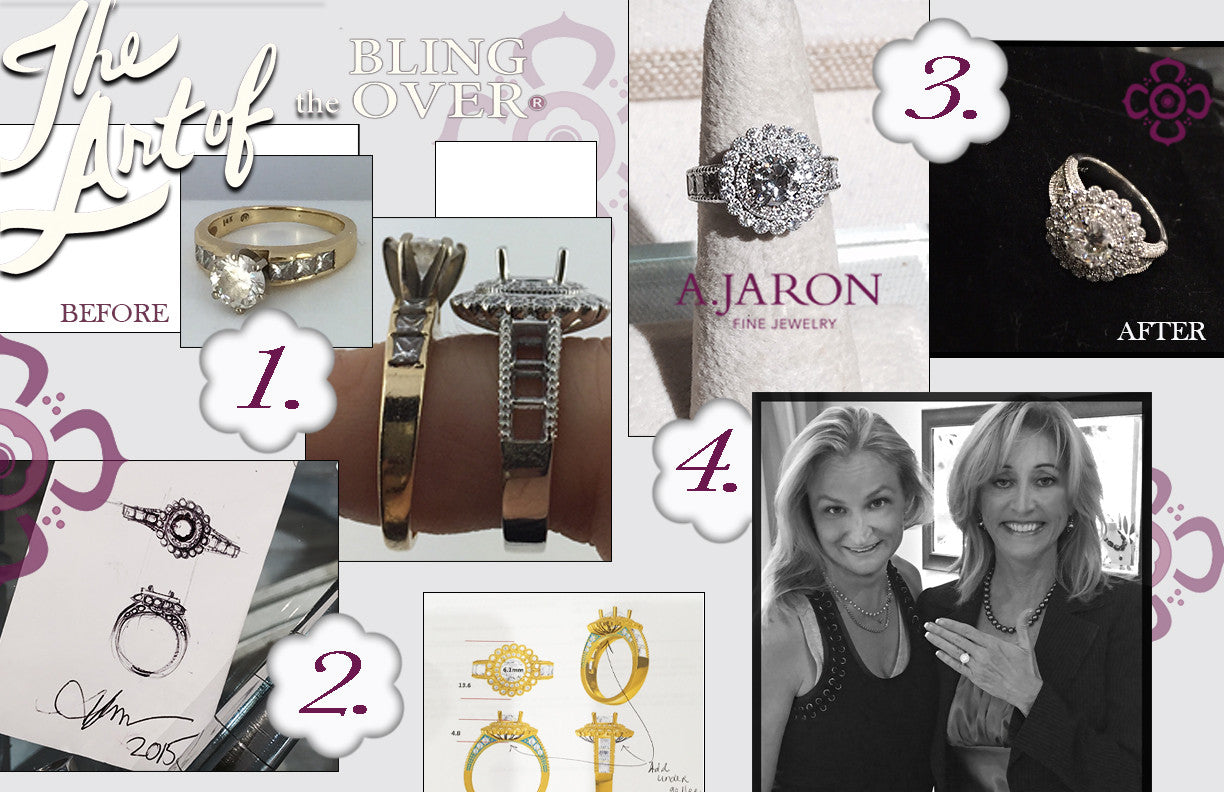 A.JARON Bling Overs featured on Behind the Headlines