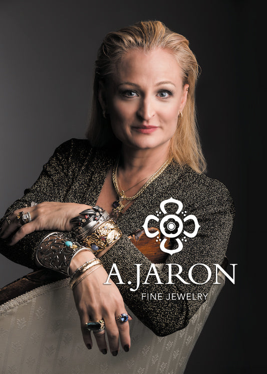 Gulfshore Business Magazine Features Amanda Jaron of A JARON Fine Jewelry, Naples, FL