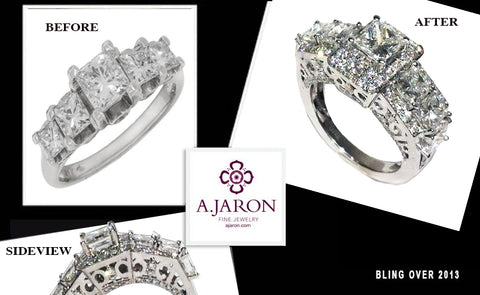 ajaron bling over