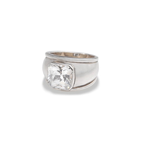 Timeless Silver Ring
