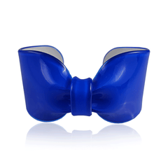 Deep Blue Candy Ribbon Cuff