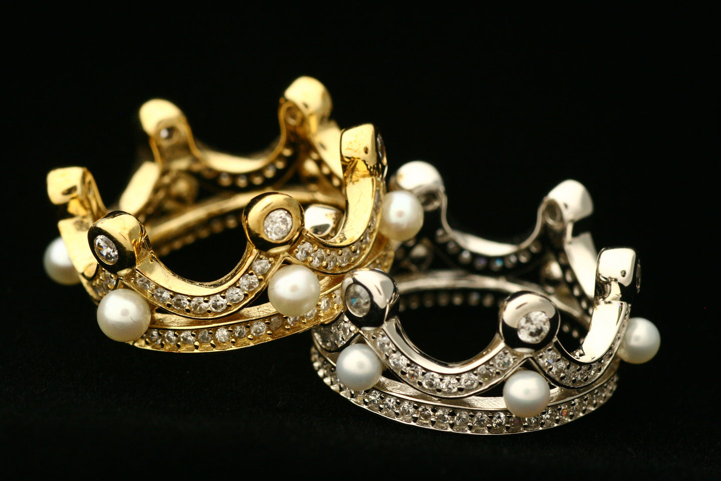 Queen Crown Ring