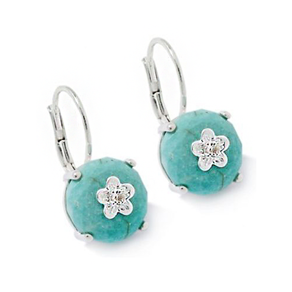 Turquoise Bon Bon Earrings