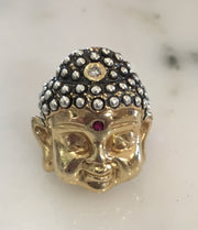 Third Eye Buddha Ring