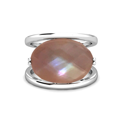 Unparalleled PACE Ring in Blush Pink