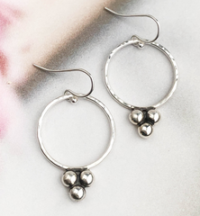 Teen Party For 10 Guests: Make Your Own Sterling Silver Earrings & $99 Gift Card for Mom