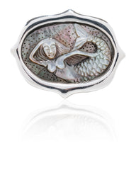 Mermaid Kisses Ring