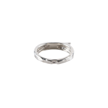 Load image into Gallery viewer, Sterling Silver Apple Ring