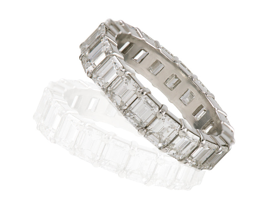 Princess Eternity Ring
