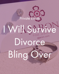 I Will Survive Divorce Bling Over
