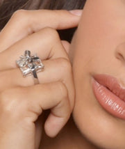 Good Things Come in Small Packages - Perfect Present Ring