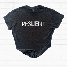 Load image into Gallery viewer, styled resilient t-shirt