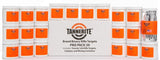 Tannerite Pro Pack 20 ~ Single Case of Twenty 1/2 Pound Targets