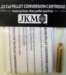 22-250 Pellet Conversion Shell