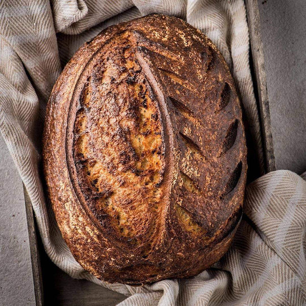 COUNTRY SOURDOUGH (575g) - Suchalis Artisan Bakehouse