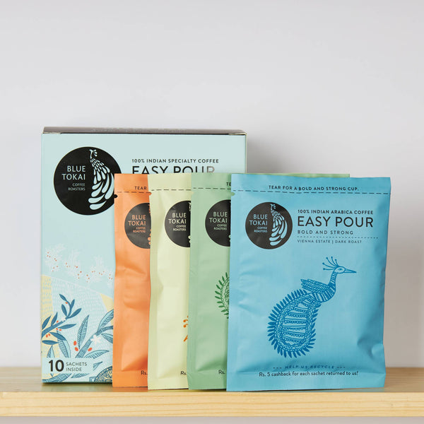 Easy Pour - Mixed (Pack of 10 sachets)